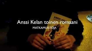Lilith TV: Anssi Kelan Matkamuistoja-kirjan julkkarit 24.5.2012