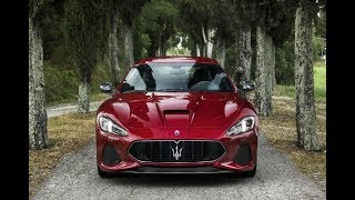 2019 Maserati Granturismo: The masterpiece of Design and Craft | Ride from Goodwood to Geneva