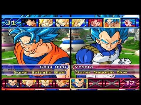 Dragon Ball Z Budokai Tenkaichi 4 (ALTOS MULTIPLAYERS)