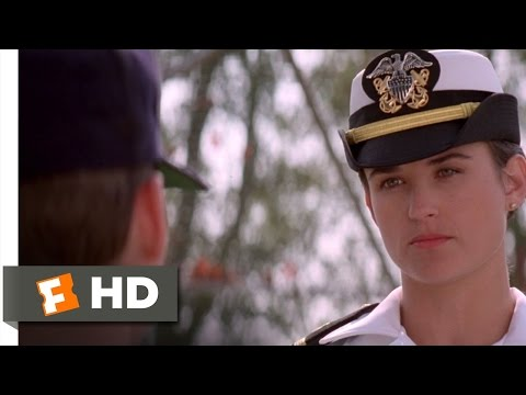 A Few Good Men 18 Movie   Galloway Confronts Kaffee 1992 HD