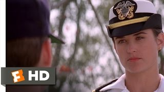 A Few Good Men (1/8) Movie CLIP - Galloway Confronts Kaffee (1992) HD