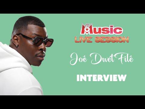 Youtube: «Vegedream il a grave de l'argent 😂» – L'ITW M6Music Live Session de @Joé Dwèt Filé