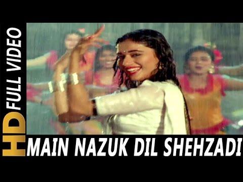 Main Nazuk Dil Shehzadi | Kavita Krishnamurthy | Pyar Ka Devta 1991 Songs | Madhuri Dixit