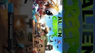 Alien Creeps Mod Apk Unlimited Money/Gems No Root