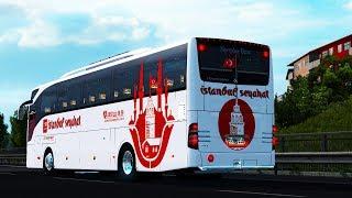 Gambar cover TOURISMO RELAX RETARDERLİ UZUN SÜRÜŞ EDİRNE-İSTANBUL | ets 2