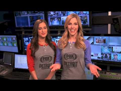 FOX Sports Detroit Girl Q&A