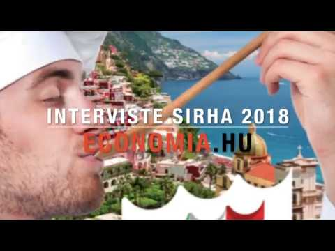 Interviste Sirha Budapest 2018 - Palermo Giovanni Bruchicello