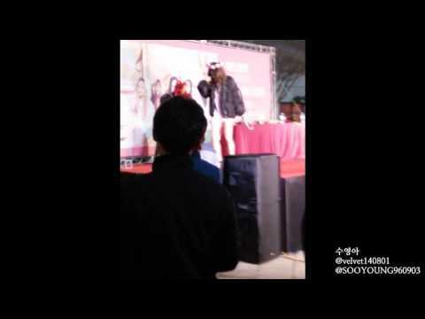 150319 레드벨벳 인천 신세계 팬싸인회