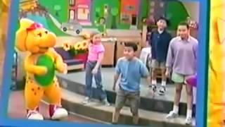 Barney & Friends Seven Days a Week Ending Credits