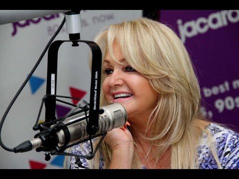 Bonnie Tyler on Jacaranda FM