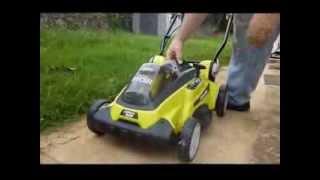 How long does a Ryobi 40V cordless Mower Battery Last?