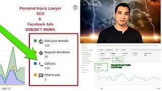 Personal Injury Lawyer SEO & Facebook Ads Don't Work - 100 Calls in 30 Days - PROVING IT SERIES