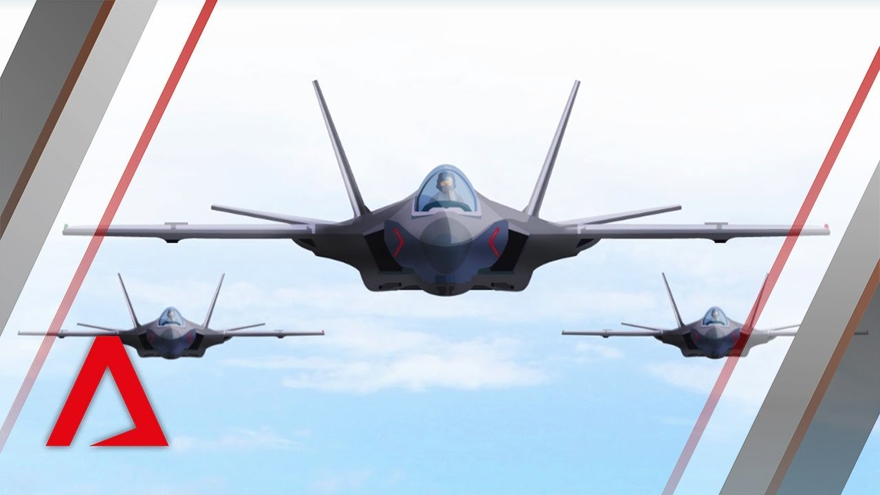 the f 35 fighter jet singapore s pick to replace the f 16  [ 1280 x 720 Pixel ]