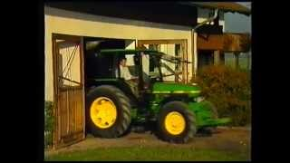 John Deere 50 series CC2 tractors video