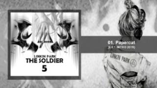 The Soldier 5 - Papercut (Ext intro 2015 Studio Version) Linkin Park
