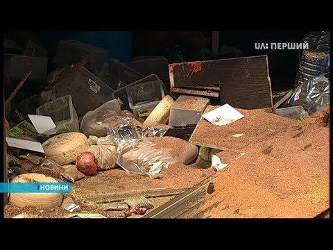 34 людини затримали правоохоронці після погромів на столичному ринку 'Базар на Лісовій'