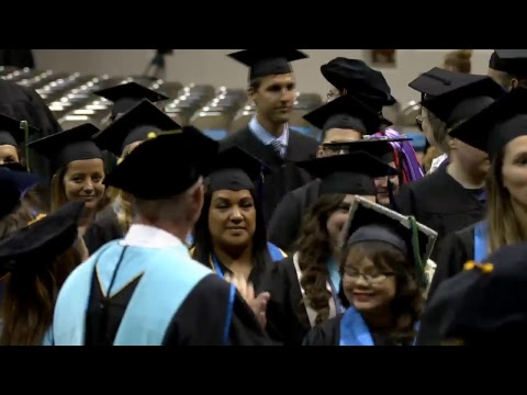 University of Houston-Clear Lake  Commencement 5 p.m. ceremony