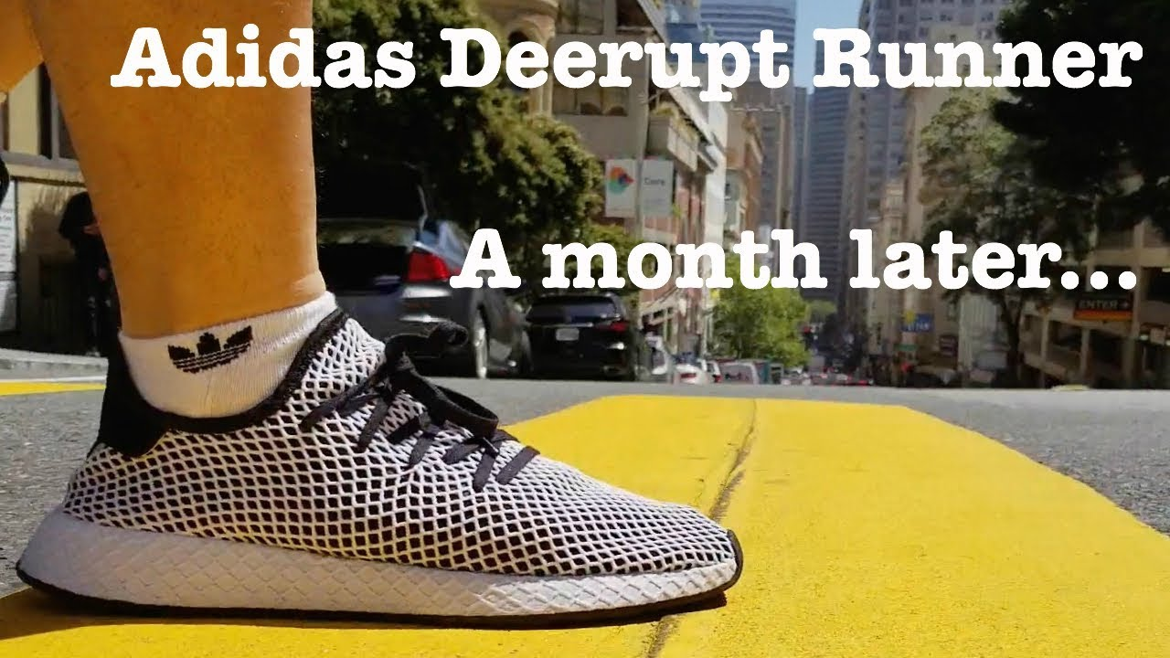 40872d201a2a1 Worth paying retail  Adidas Deerupt Runner - YouTube
