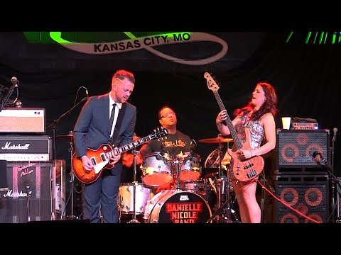 Danielle Nicole Band  Id Rather Be BlindTennessee Whiskey  Knuckleheads  112217