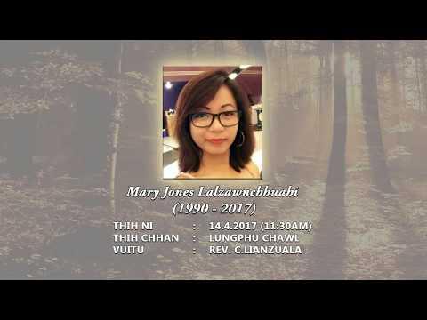 Mary Jones Vuina