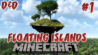 ★ Minecraft: Floating Islands ★ Ep.1, Dumb and Dumber