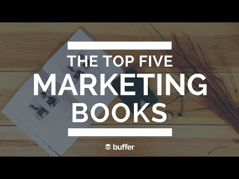 Top 5 Marketing Books for Entrepreneurs and Marketers