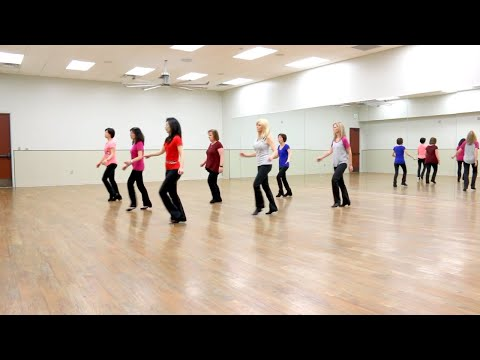 Hello My Love - Line Dance (Dance & Teach In English & 中文)