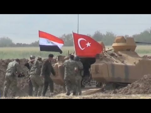 Turkey and Iraq in joint military drill after Kurdish referendum