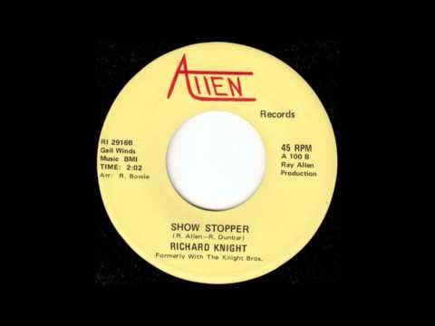 Richard Knight - Show Stopper