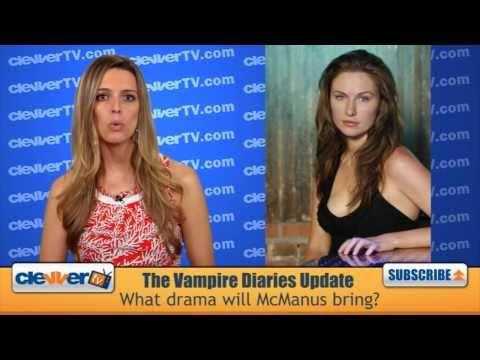 Michaela McManus Joins The Vampire Diaries Cast