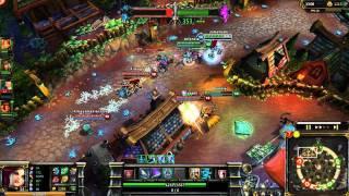 League of Legends: Katarina dominion quadra kill