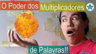 O Poder dos Multiplicadores de Palavras | Esperanto do Zero!
