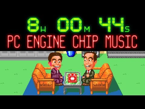 8 Hours of PC Engine / TurboGrafx-16 Chip Music
