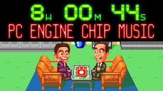 8 Hours of PC Engine / TurboGrafx-16 Chip Music