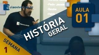 história a geral aula 1 gravada pré história e antiga oriental