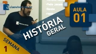 história aula ao vivo