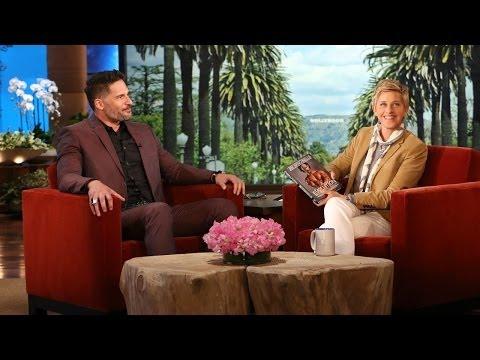 Joe Manganiello Talks 'Magic Mike 2'