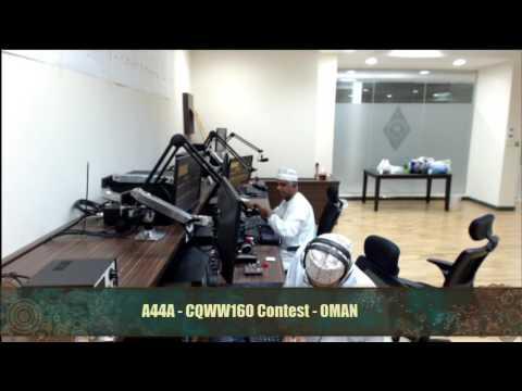 A44A-CQWW 160 - OMAN