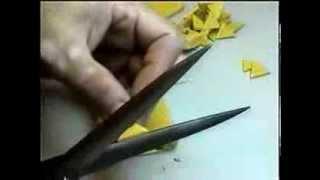 Процесс формовки резиновых