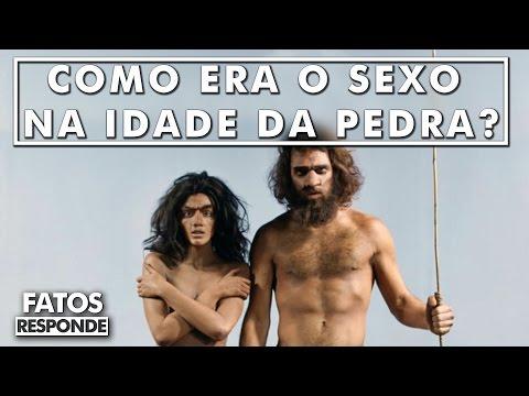 Veja o video – Como eram as relações sexuais  do homem pré histórico? – FATOS RESPONDE