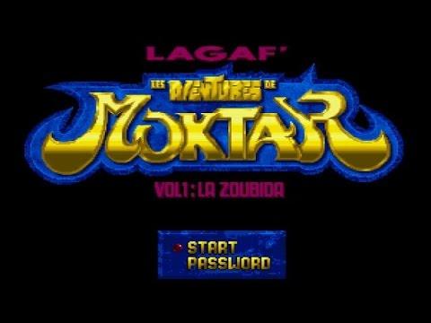 Moktar: la Zoubida gameplay (PC Game, 1991)