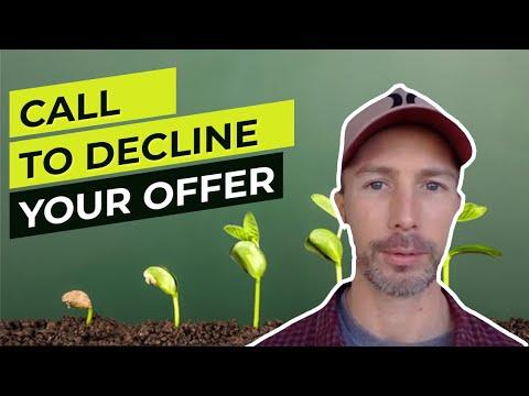 how-to-decline-a-job-offer