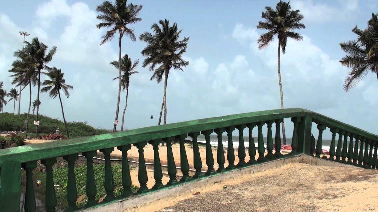 Colva Beach In June Goa 2017