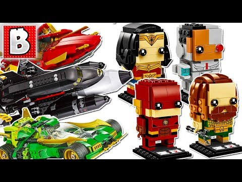 2018 LEGO Set Pictures!!! Justice League & LEGO Batman Movie Sets | Weekly LEGO News