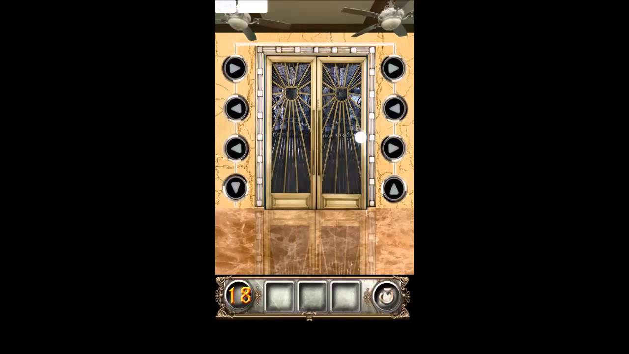 100 Doors Floors Escape Level 18 Walkthrough Youtube