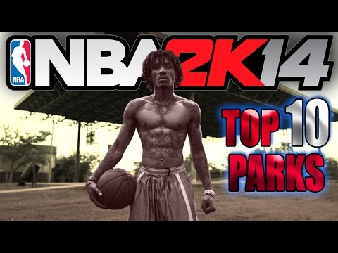 NBA 2K14 TOP 10 PARK PLAYS of the WEEK #10