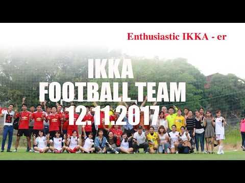 IKKA Football Match 12 .11.2017 - Despacito Ft  Daddy Yankee +  Luis Fonsi