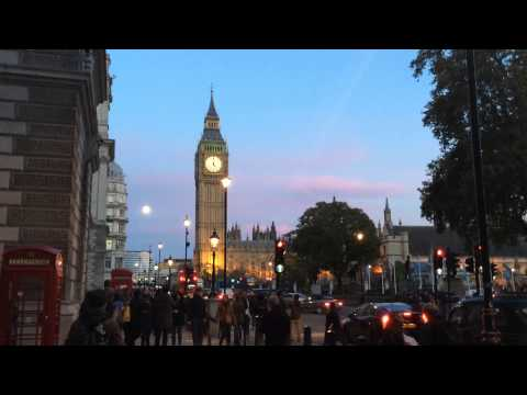"""View of """"Palace of Westminster"""""""