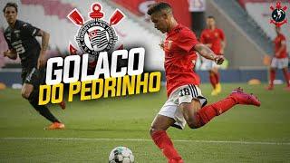 ⚽GOLAÇO! Pedrinho faz golaço e Garante Vitória do Benfica