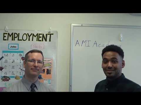 AMI Academy - English and Tigrinya
